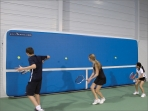 Ballwand Air Tennis